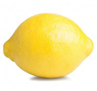 This is just a lemon
